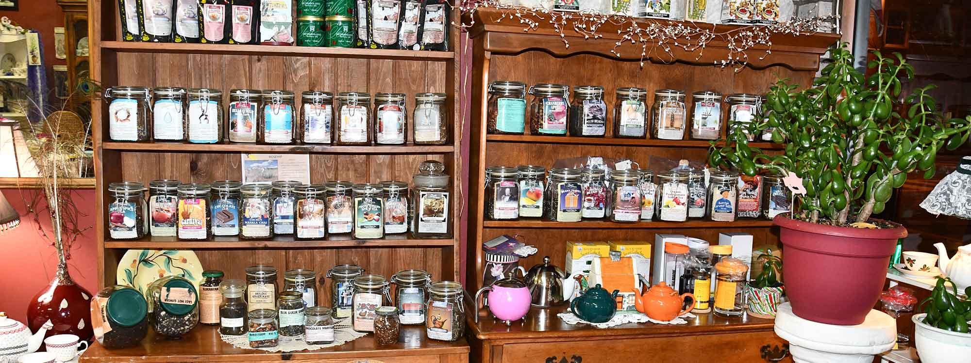 Tea Hutches