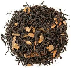 Mildly spicy with red heart cinnamon flavor. A refreshing and tongue-tickling tea.
