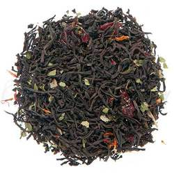 fresh clean taste this is delightful and intensely berry. As and iced tea - savor the flavor!