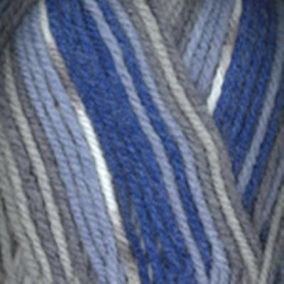 Encore Worsted Colorspun Blue Jeans 8121  1 Skein
