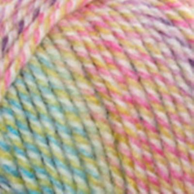 Encore Worsted Colorspun Pink 7722  1 Skein