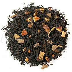 An excellent spice tea tending cinnamon hot with delicious fruit notes.