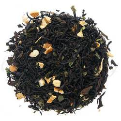 The special tart, orange-like character of a mandarin is well captured in this delicious tea..