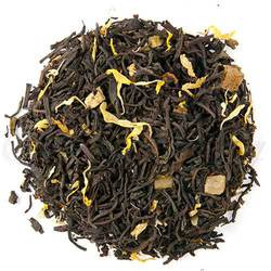 Fresh, piquant mango character with memories of happy days in the sun. Stunning over ice. Luxury Ingredients: Black tea, Mango pieces, Lime leaves, Calendula + Sunflower petals, Natural flavors (Organic Compliant).