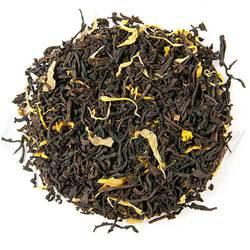 Sweet with piquant caramel notes. A unique flavor that complements high grown tea very well.