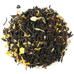 A delicious synergy between excellent high grown tea, rich fresh vanilla, and a lovely cream character. Enjoy a cup of decadence.