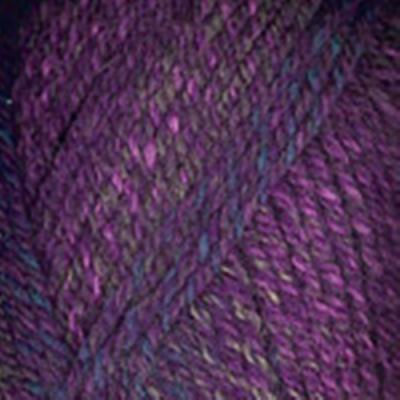 Encore Worsted Colorspun Purple 7767  1 Skein